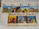 KARL MAY - WINNETOU Vol.1.2.3. + OLD SUREHAND Vol.1.2.3.4.