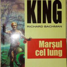 Stephen King  - Marsul cel lung