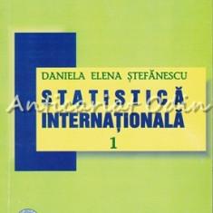 Statistica Internationala I - Daniela Elena Stefanescu