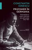 Prizonier în Germania. Însemnările unui căpitan de artilerie, 1916–1917