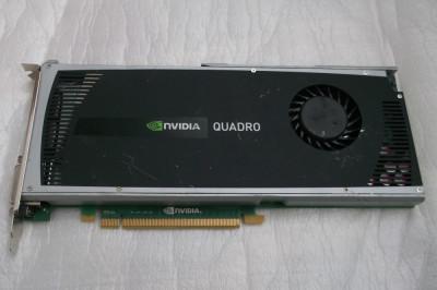 Placa Video Profesionala  nVidia Quadro 4000 GDDR5, 2 GB, 256-Bit foto