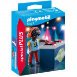 Figurina Dj, Playmobil