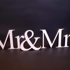 Decor Masa Prezidiu Mr & Mrs Nunta