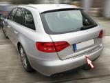 Ornament portbagaj crom Audi A4 B8 Avant Kombi 2007-2015 ManiaCars