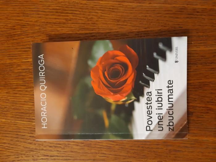 Povestea unei iubiri zbuciumate - Horatcio Quiroga