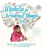 Cumpara ieftin Malala și creionul magic