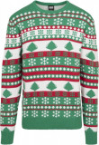 Cumpara ieftin Snowflake Christmas Tree Sweater Urban Classics XXL EU