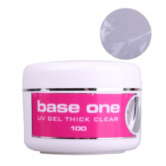 Gel UV Thick Clear Base One, 100 g