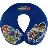 Perna pentru gat PJ Masks Disney Eurasia, Anatomica, Albastru