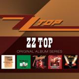 ZZ Top Original Album Series (5cd)