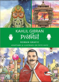 Profetul - Roman grafic/Kahlil Gibran, Aramis