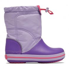 Cumpara ieftin Cizme Fete de zăpadă Crocs Crocband Lodgepoint Boot