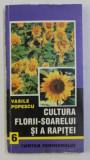 CULTURA FLORII-SOARELUI SI A RAPITEI de VASILE POPESCU , 1996