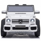Masinuta electrica Chipolino SUV Mercedes Maybach G650 white