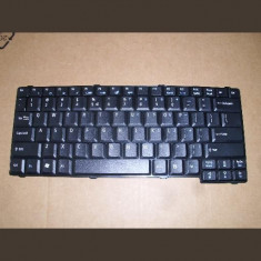 Tastatura laptop second hand ACER Aspire 1360 1660 1520 3010 5010 Black US