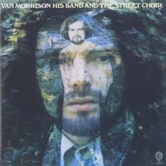 Van Morrison His Band And Street Choir (cd)