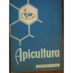 REVISTA APICULTURA NR.4/1965
