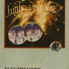 Caseta The Beatles ‎– 2 High Voltage, originala