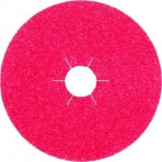 Fibrodisc CS 964ACT 125 mm gran. 36 -pentru otel si inox