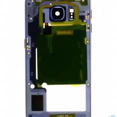 Mijloc Samsung Galaxy S6 edge SM G925 Albastru