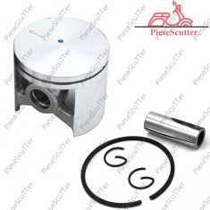 Kit Piston + Segmenti Drujba Husqvarna - Husvarna 262 - 48mm - bolt 12mm