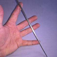 Sabie metal argintat CHRISTOFLE Franta