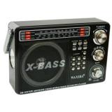 Mini radio portabil WAXIBA XB-1041N Negru