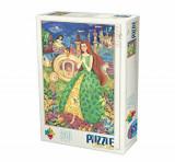 Cumpara ieftin Puzzle Basme - Cenusareasa, 240 piese, D-Toys