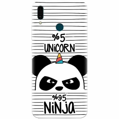 Husa silicon pentru Huawei Y9 2019, Unicorn Ninja foto