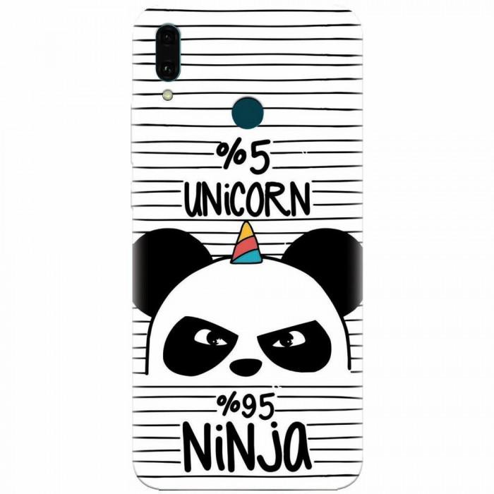 Husa silicon pentru Huawei Y9 2019, Unicorn Ninja