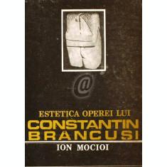 Estetica operei lui Constantin Brancusi