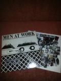 Men At Work –Business As Usual-CBS 1981 NL vinil vinyl