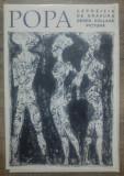 Eugen Popa, album expozitia de gravura, desen, collage, pictura