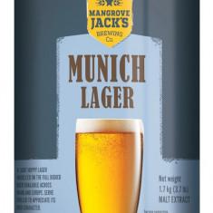 Mangrove Jack's International Munich Lager 1.7 kg  - kit bere de casa 23 litri, Blonda