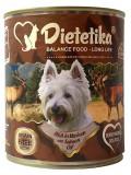 Cumpara ieftin Hrana umeda pentru caini, Dietetika Vanat, 800 gr
