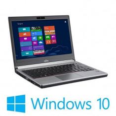 Laptop Refurbished Fujitsu LIFEBOOK E734, i3-4100M, Win 10 Home
