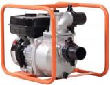 Motopompa Bisonte MPA3 pentru apa murdara, debit apa 56.4 mc/h, diametru refulare 75 mm, Motor Subaru 5.7 cp, Benzina