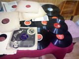 Colectie 30 Discuri Patefon-Gramofon