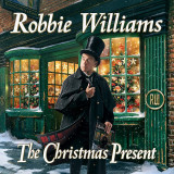 Robbie Williams The Christmas Present LP (2vinyl)