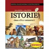 Manual de istorie clasa a IV a Pertra/Burtea