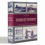 Album pentru 200 carti postale istorice cu 50 file transparente- 348002