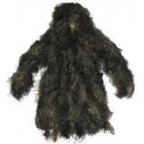 Ghillie suit camuflaj MFH Woodland M/L