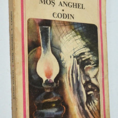 Mos Anghel - Codin - Panait Istrati