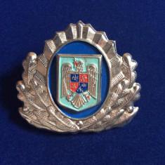 INSIGNA - CUC / CASCHETA / EMBLEMA - MINISTERUL AFACERILOR INTERNE - POLITIE