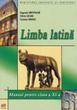 Limba latină. Manual pentru Clasa a XI-a