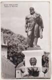 Bnk cp Baile Herculane - Statuia lui Hercules - uzata, Circulata, Printata