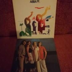 Abba The Album cu insert-Polydor 1977 Ger vinil vinyl