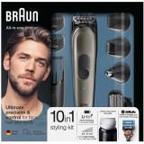 Kit de ingrijire multifunctional Braun 10in1 MGK7021