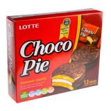 Prajitura Choco pie Lotte 12buc x 28g