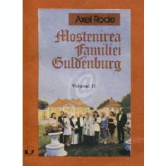 Mostenirea familiei Guldenburg, vol. 2